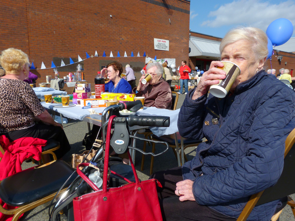 ardoyne 50+ big lunch