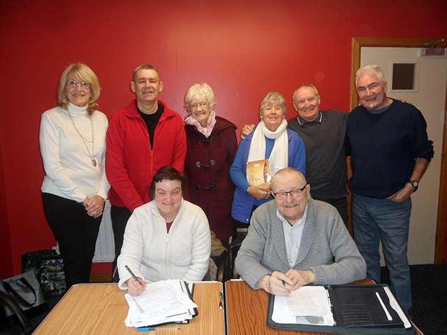 WORDS ALIVE Writing Group Receives Funding